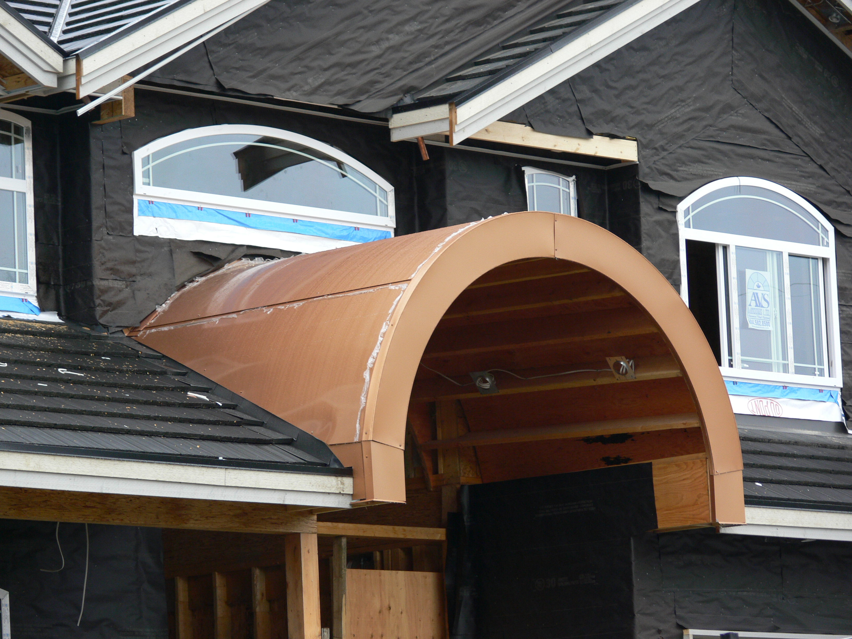 Roofing Products Custom Flashing Gallery Alcan