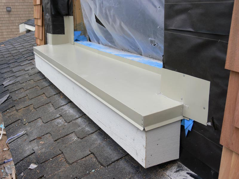 Roofing products custom flashing gallery alcan for Roofing product